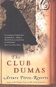 The Club Dumas - Arturo Pérez-Reverte pdf download
