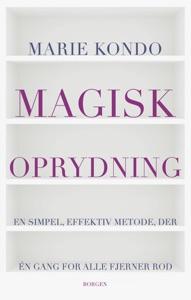 Magisk oprydning - Marie Kondo pdf download