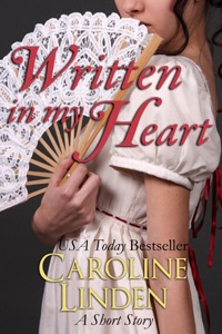 Written in my Heart - Caroline Linden pdf download