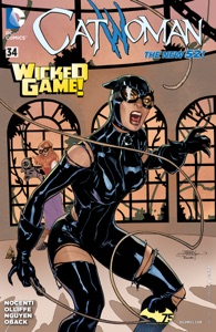 Catwoman (2011-) #34 - Ann Nocenti & Patrick Olliffe pdf download