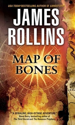 Map of Bones - James Rollins pdf download