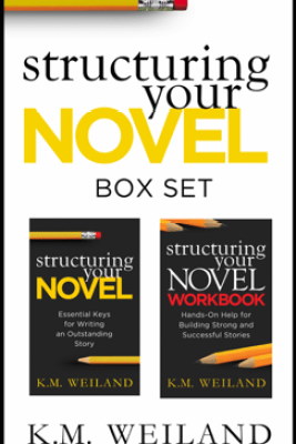 Structuring Your Novel Box Set - K.M. Weiland