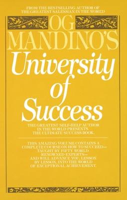 Og Mandino's University of Success - Og Mandino pdf download