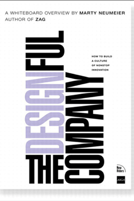 The Designful Company: How to build a culture of nonstop innovation - Marty Neumeier