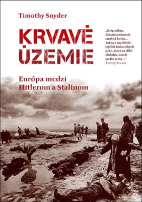 Krvavé územie - Timothy Snyder pdf download