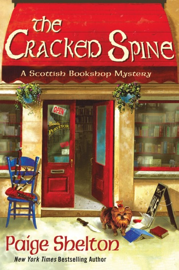 The Cracked Spine - Paige Shelton pdf download