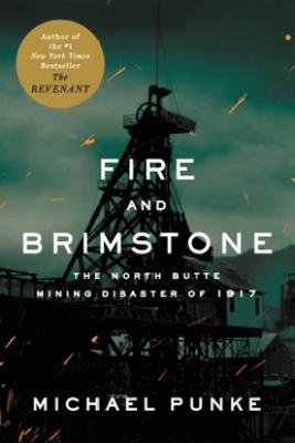 Fire and Brimstone - Michael Punke