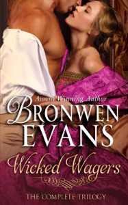 Wicked Wagers Boxed Set - Bronwen Evans pdf download