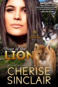 Hour of the Lion - Cherise Sinclair pdf download