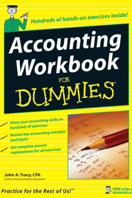 Accounting Workbook For Dummies - John A. Tracy