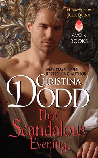 That Scandalous Evening - Christina Dodd pdf download
