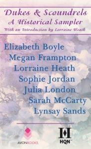 Dukes & Scoundrels - Lorraine Heath, Elizabeth Boyle, Megan Frampton, Sophie Jordan & Lynsay Sands pdf download