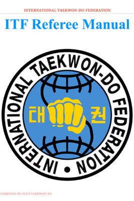 ITF Referee Manual - Gordon Jue