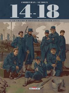 14 - 18 T03 - Eric Corbeyran, Etienne Le Roux & Loïc Chevallier pdf download