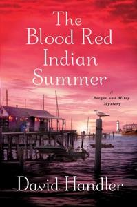 The Blood Red Indian Summer - David Handler pdf download