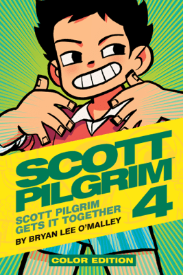 Scott Pilgrim Color Volume 4 - Bryan Lee O'Malley
