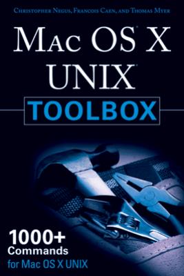 MAC OS X UNIX Toolbox - Christopher Negus