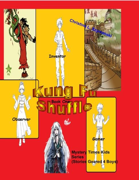 kung fu shuffle a