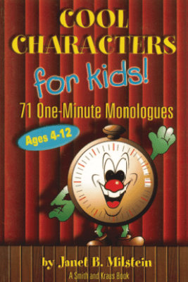 Cool Characters for Kids, Ages 4-12 - Janet B. Milstein
