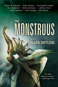 The Monstrous - Ellen Datlow & Peter Straub pdf download