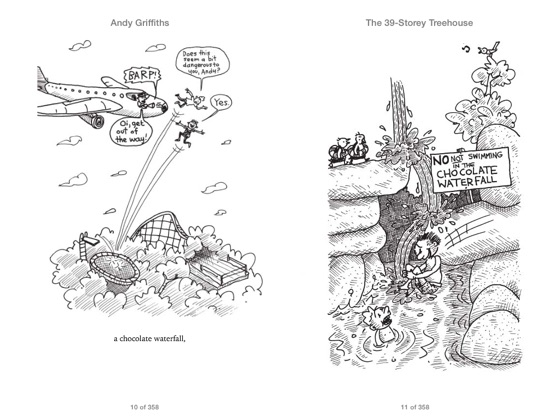 The 39-Storey Treehouse on Apple Books