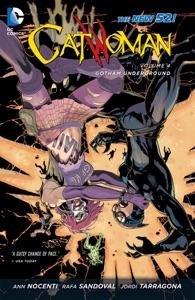 Catwoman Vol. 4: Gotham Underground - Ann Nocenti & Rafa Sandoval pdf download