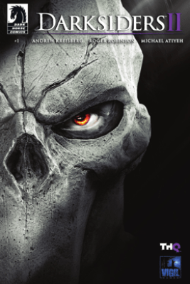Darksiders II: Death's Door #1 - Andrew Kreisberg