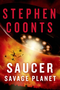 Saucer: Savage Planet - Stephen Coonts pdf download