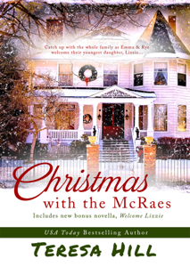 Christmas with the McRaes - Teresa Hill pdf download