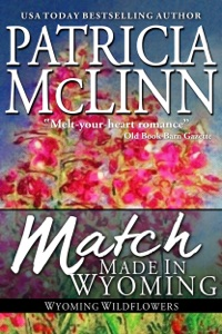 Match Made in Wyoming - Patricia McLinn pdf download