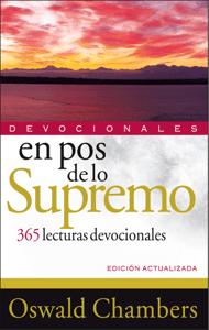 En pos de lo Supremo - Oswald Chambers pdf download