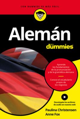 Alemán para Dummies - Paulina Christensen & Anne Fox
