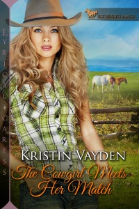 The Cowgirl Meets Her Match - Kristin Vayden pdf download
