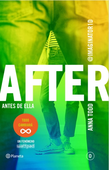 After. Antes de ella (Serie After 0) by Anna Todd PDF Download