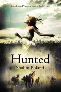 Hunted (Marchwood Vampire Series #3) - Shalini Boland pdf download