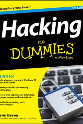 Hacking For Dummies - Kevin Beaver