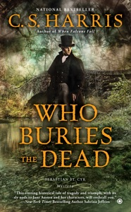 Who Buries the Dead - C. S. Harris pdf download