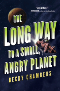 The Long Way to a Small, Angry Planet - Becky Chambers pdf download