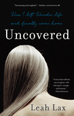 Uncovered - Leah Lax pdf download