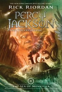 The Sea of Monsters (Percy Jackson and the Olympians, Book 2) - Rick Riordan pdf download