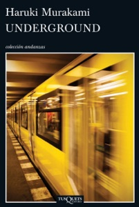 Underground - Haruki Murakami pdf download