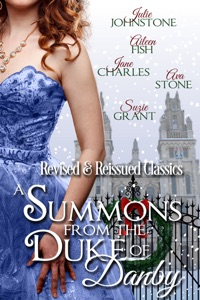 A Summons from the Duke of Danby - Ava Stone, Aileen Fish, Julie Johnstone, Jane Charles & Suzie Grant pdf download