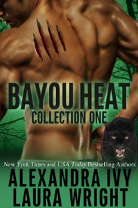 Bayou Heat Collection One - Alexandra Ivy & Laura Wright pdf download