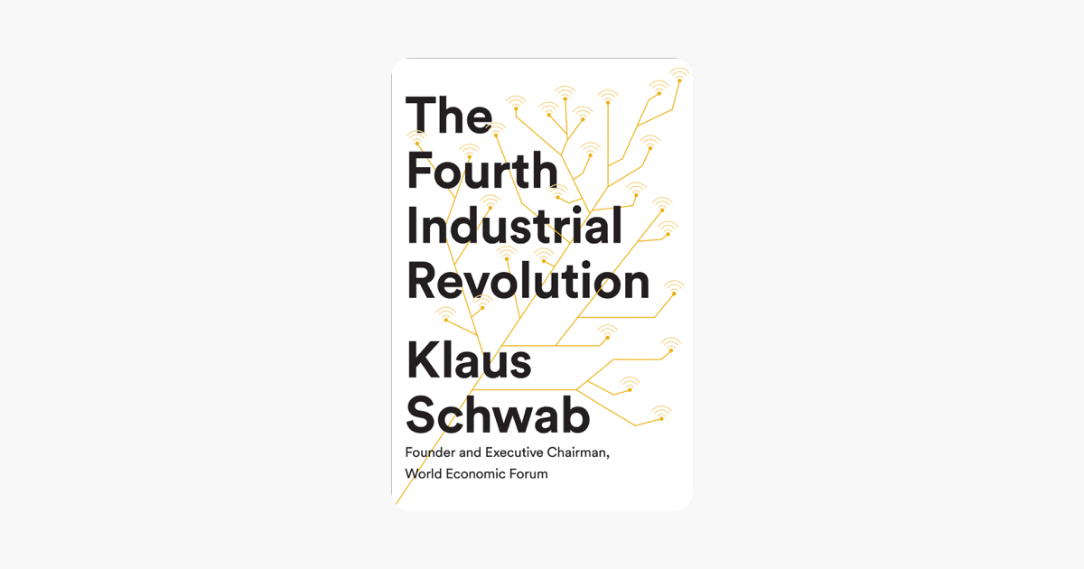 ‎The Fourth Industrial Revolution on Apple Books