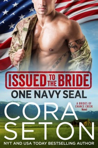 Issued to the Bride One Navy SEAL - Cora Seton pdf download