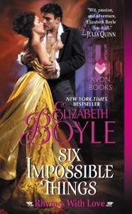 Six Impossible Things - Elizabeth Boyle pdf download