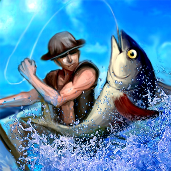Crazy Finger Fishing Free