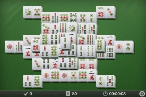 Shanghai Mahjong Lite Screenshot