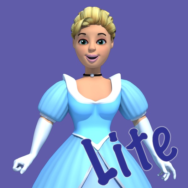 Cinderella - Book & Games (Lite)