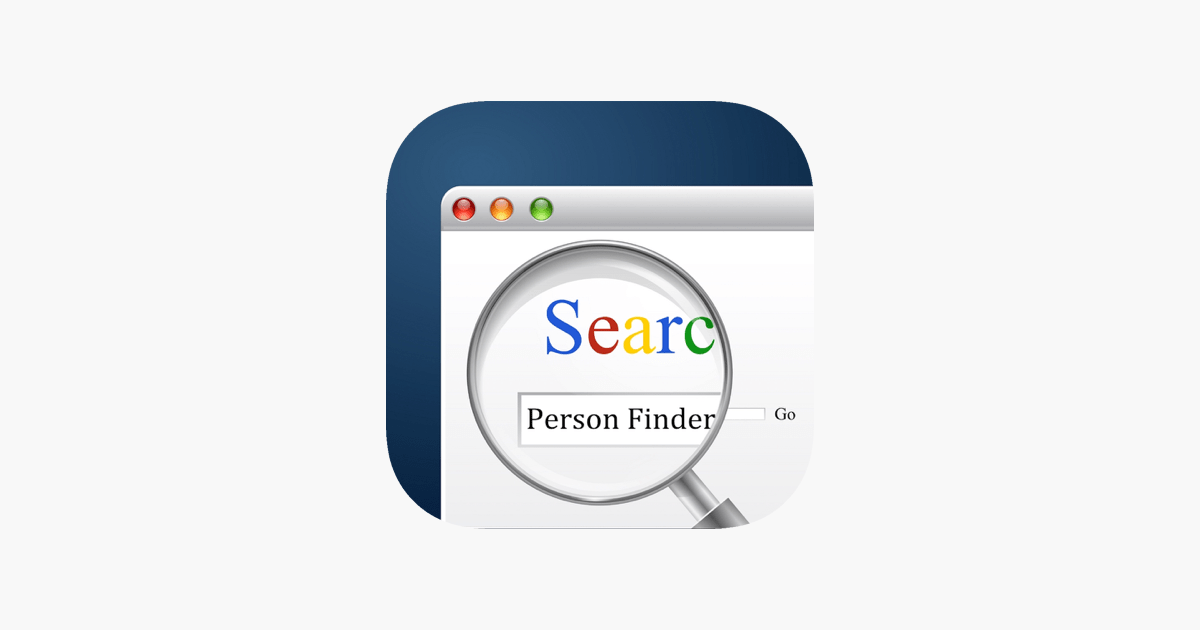 person finder reconnect with